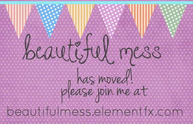 Beautiful Mess has moved!